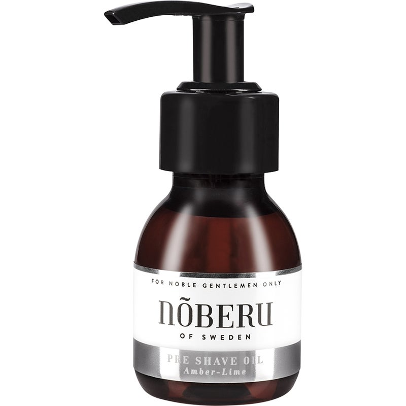Nõberu of Sweden Pre-Shave Oil