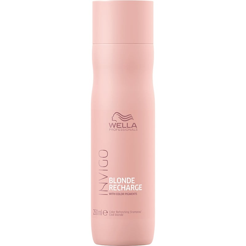 Wella INVIGO Cool Blond Shampoo