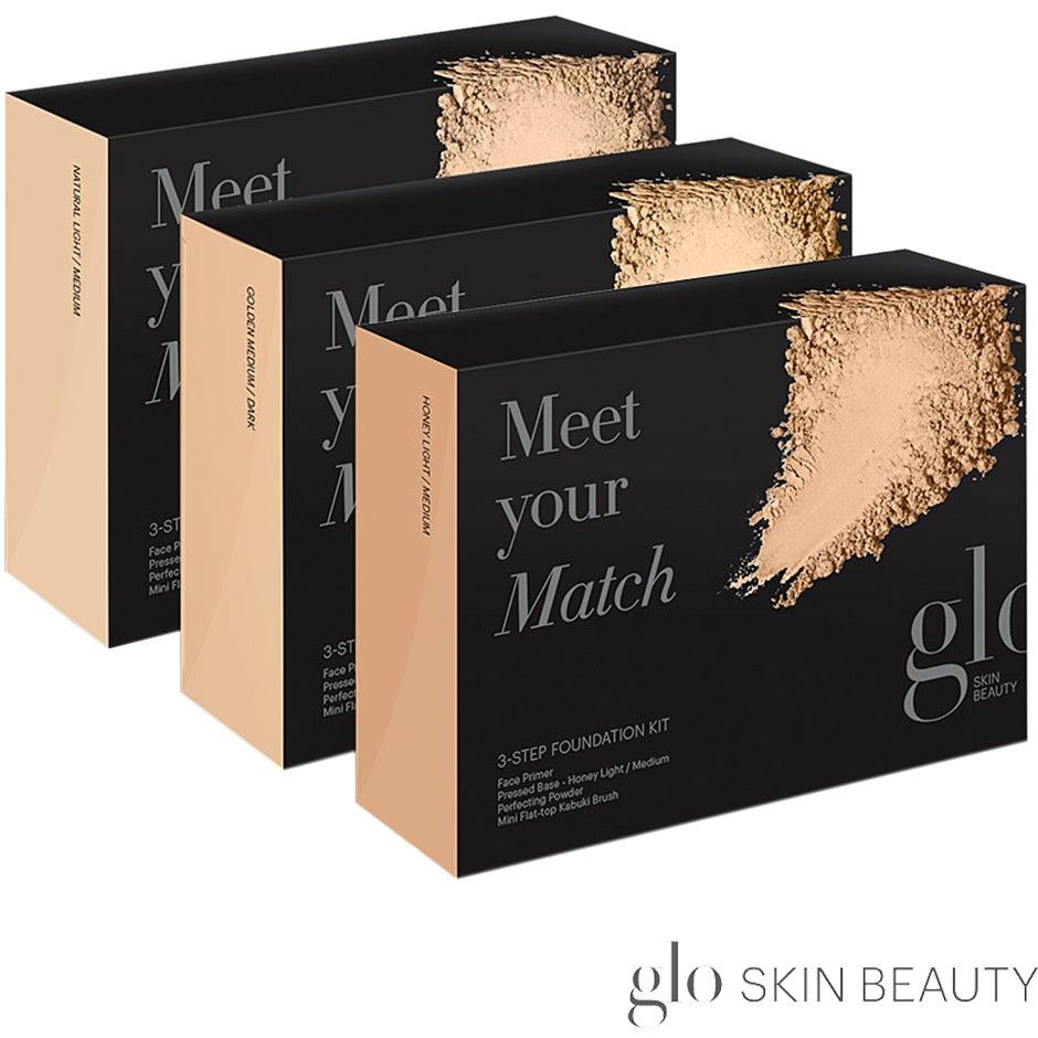 Meet your Match Glo Skin Beauty Meikkisetit