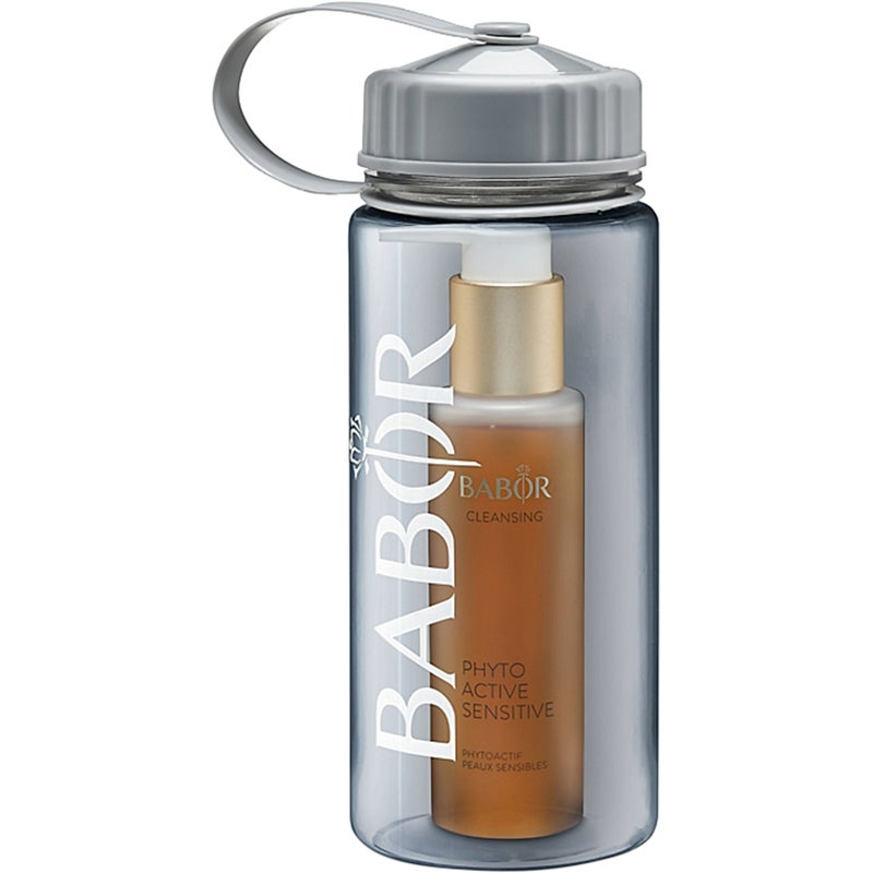 Babor Phytoactive Sensitive & Smoothie Bottle