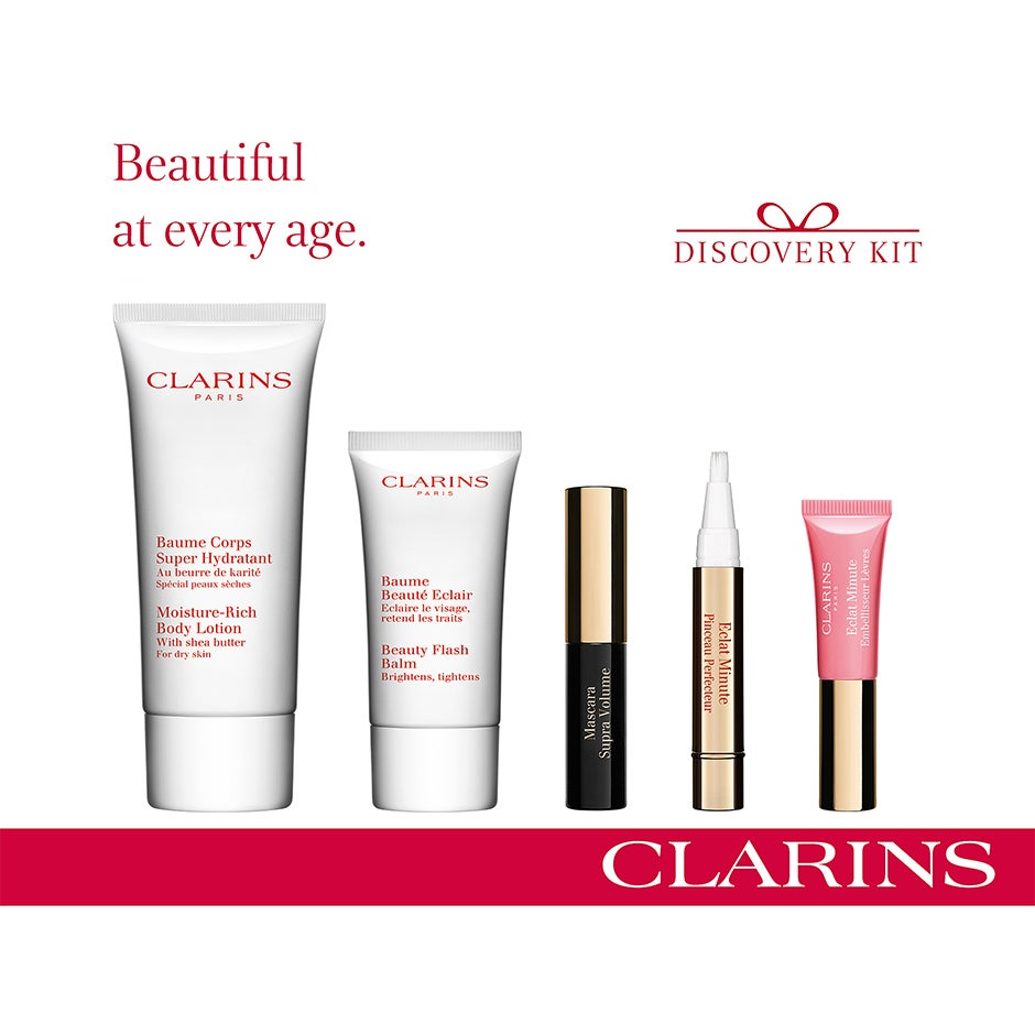 Gift Clarins Samples