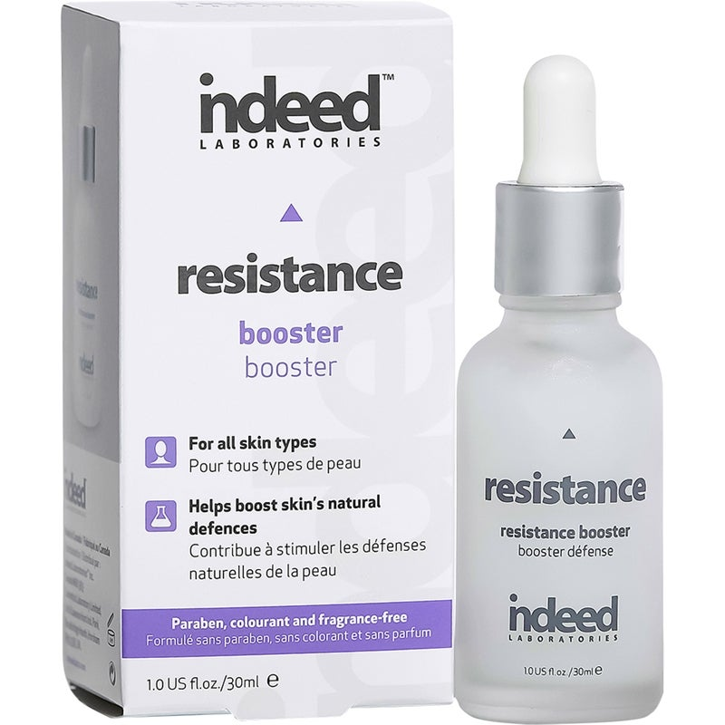 Indeed Laboratories Resistance Booster