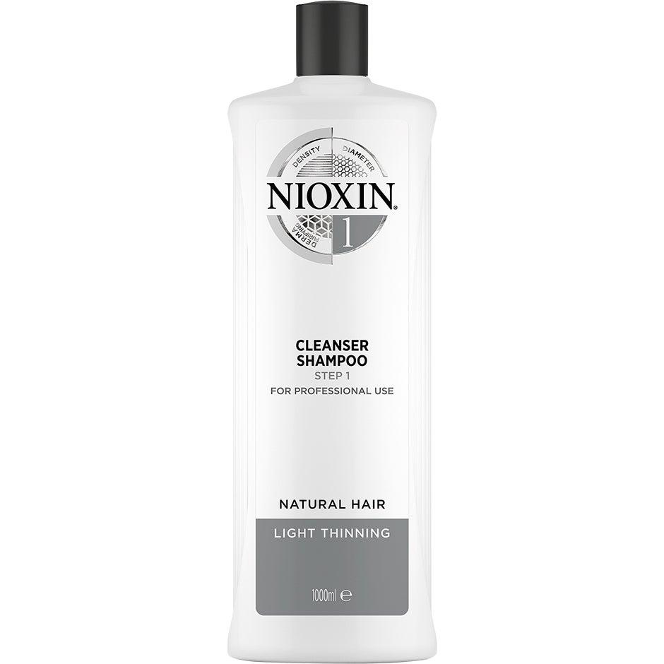 System 1 Cleanser Nioxin Shampoo
