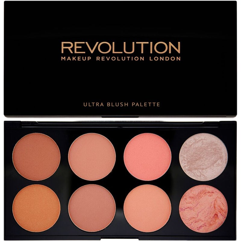 Ultra Blush And Contour Palette