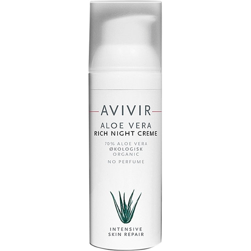 Aloe Vera Rich Night Creme
