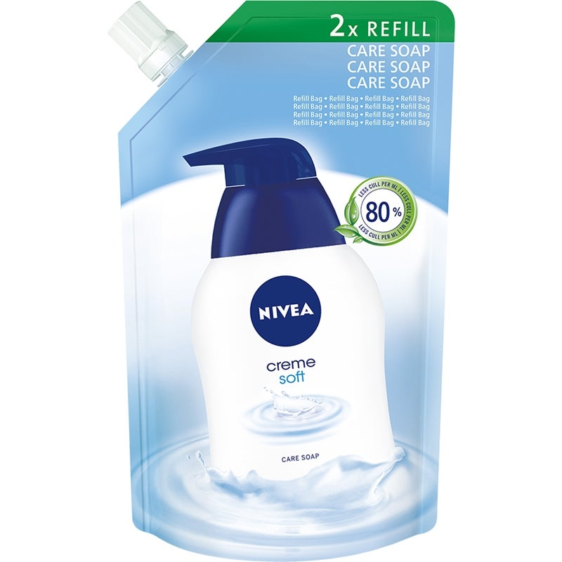 Nivea Creme Soft Cream Soap Refill