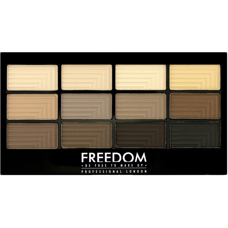 Freedom Makeup London Pro 12