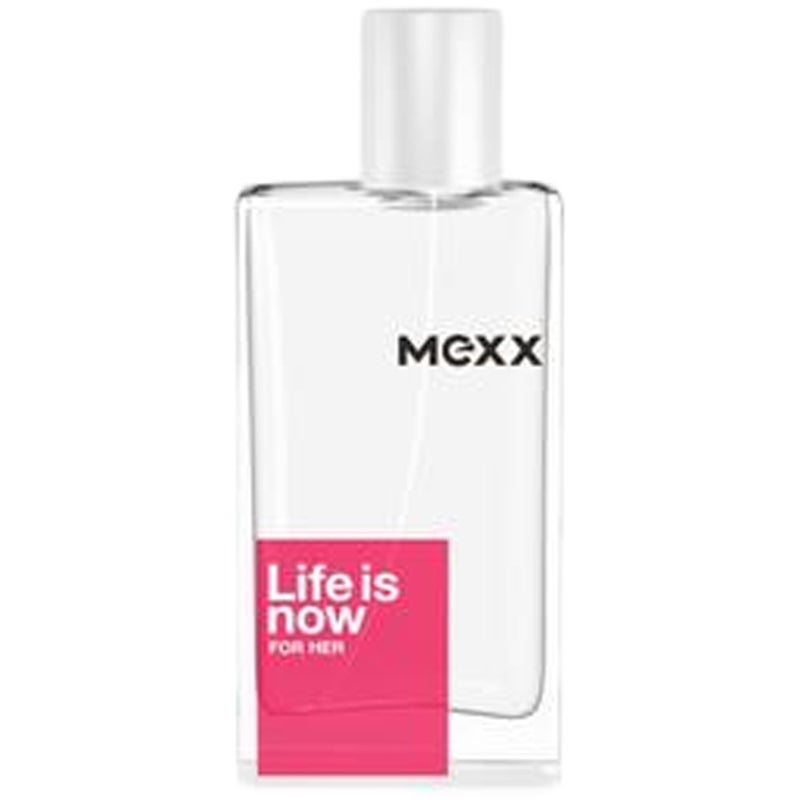 Mexx Life Is Now For Her EdT