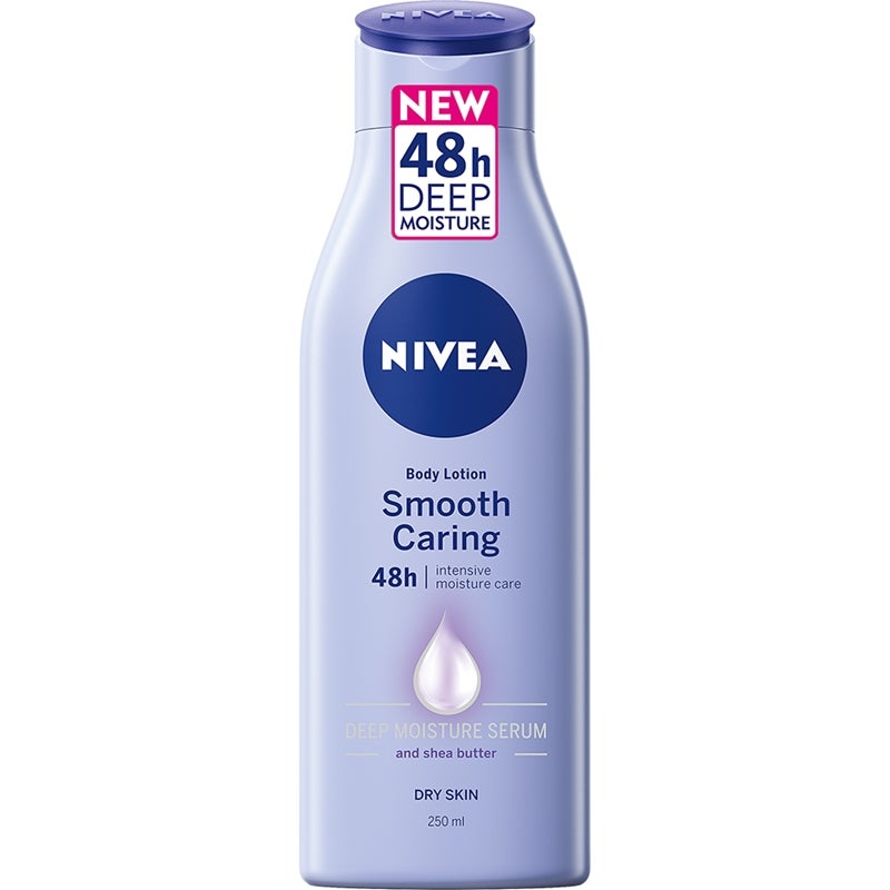 Nivea Smooth Caring Lotion
