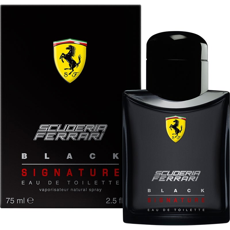 Ferrari Black Signature