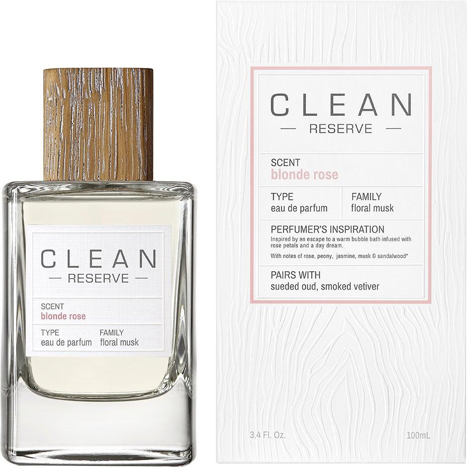 Blonde Rose EdP 100ml Clean Hajuvedet