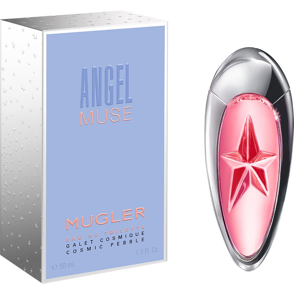 Angel Muse Refillable Mugler Hajuvedet