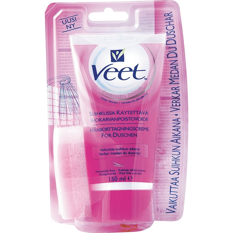 Veet In Shower Hair Removal Cream For Normal Skin