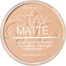 Stay Matte Pressed Powder