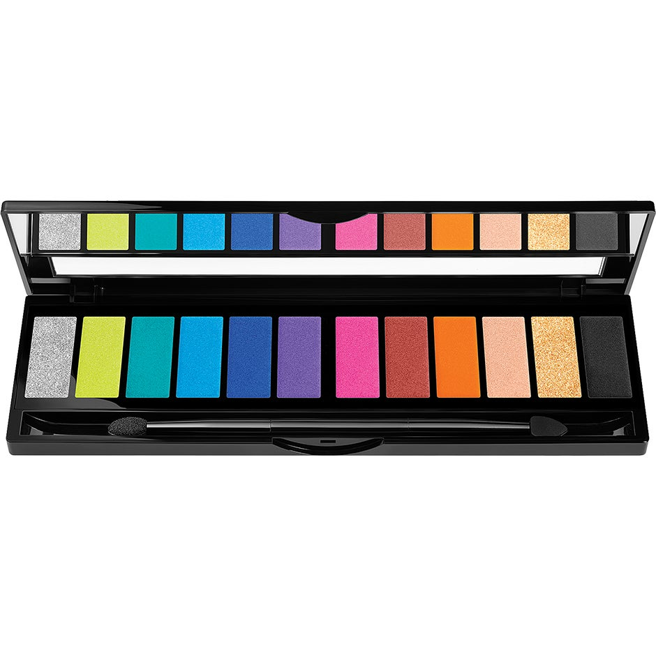 Eyeshadow Color Palette blackUp Luomiväripaletit