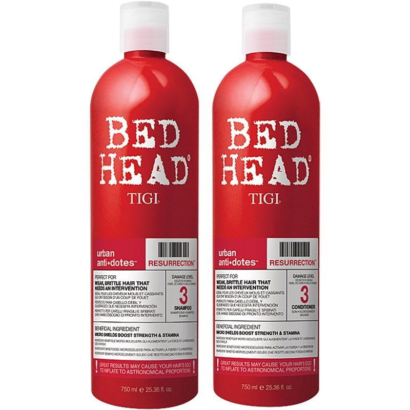 TIGI Bed Head Urban Resurrection 3 Duo