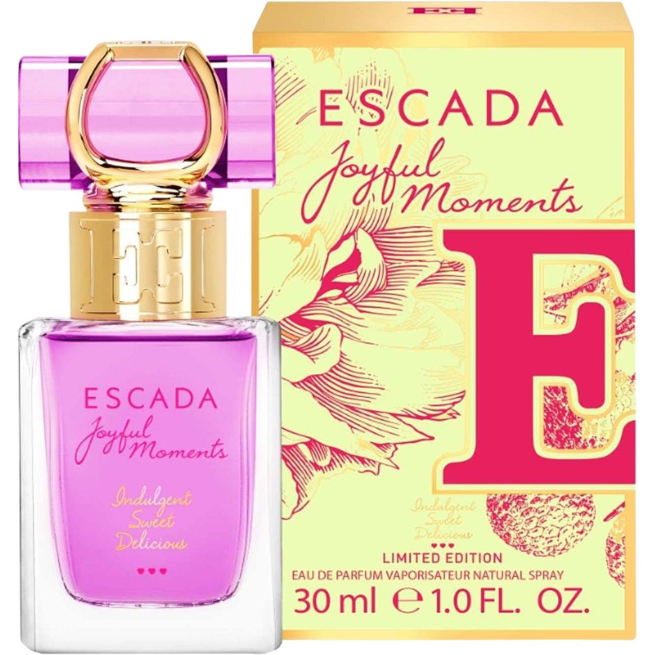 Joyful Moments EdP 30ml Escada Hajuvedet