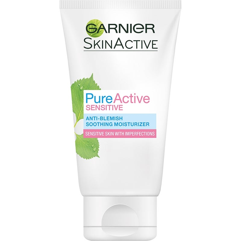 Garnier Skin Active Pure Active Sensitive Moisturizer