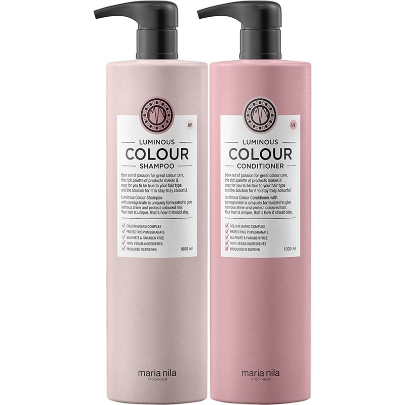 Maria Nila Maria Nila Care Luminous Colour Colour Guard Big Duo