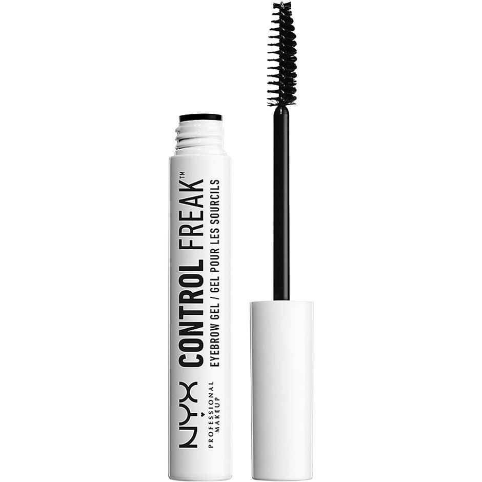 NYX PROFESSIONAL MAKEUP Control Freak Eyebrow Gel, 9g NYX Professional Makeup Kulmameikit