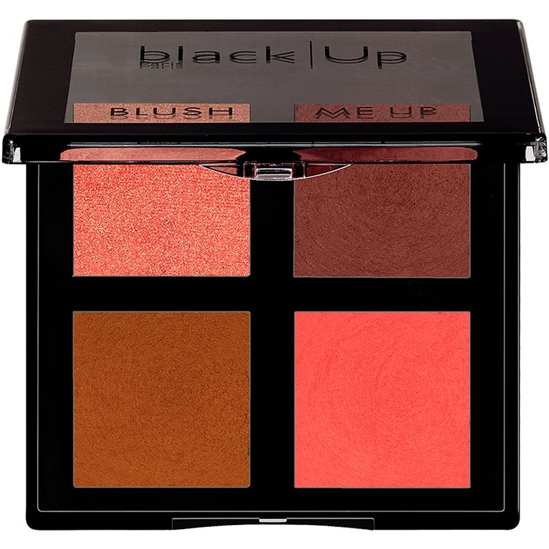 blackUp Blush Palette