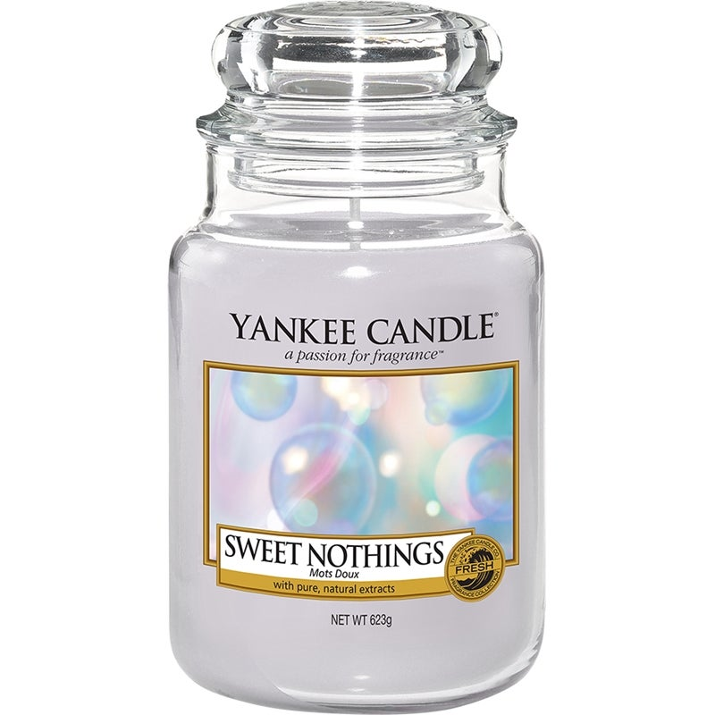 Yankee Candle Sweet Nothings