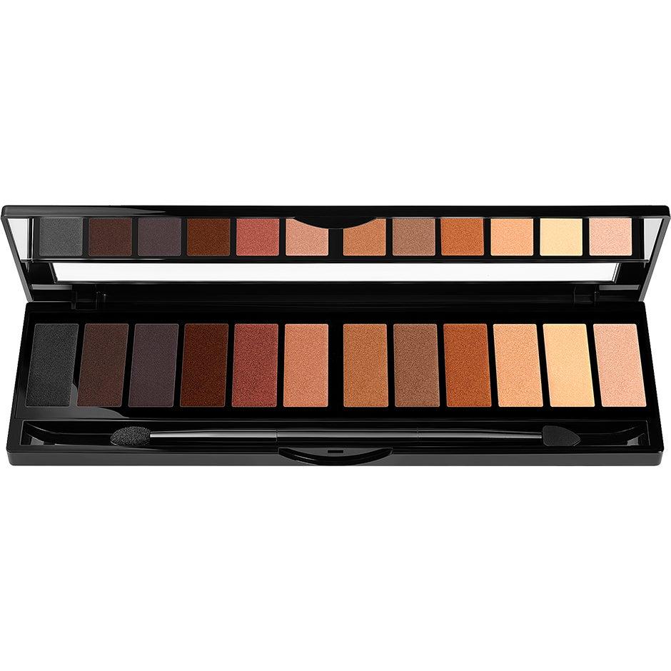 Eyeshadow Nude Palette blackUp Luomiväripaletit