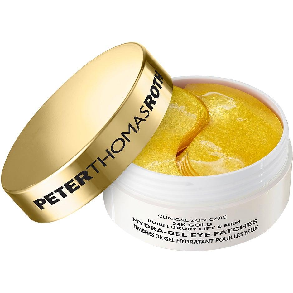 Kuva Osta 24k Gold, Pure Luxury Lift & Firm Hydragel Eye Patches 60 Pcs 30 ml Peter Thomas Roth Kasvonaamio edullisesti