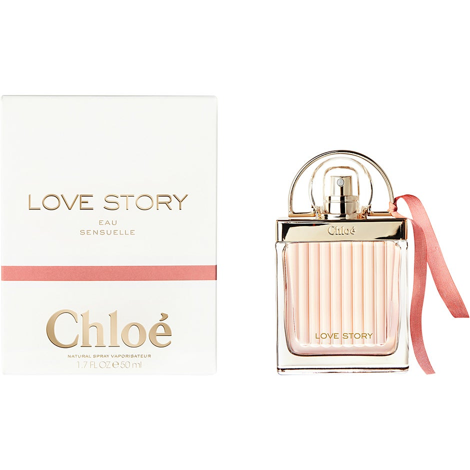 Love Story Eau Sensuelle 50ml Chloé Hajuvedet