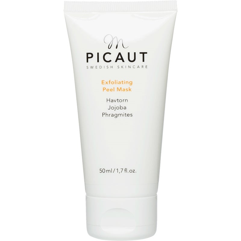 M Picaut Swedish Skincare Exfoliating Peel Mask