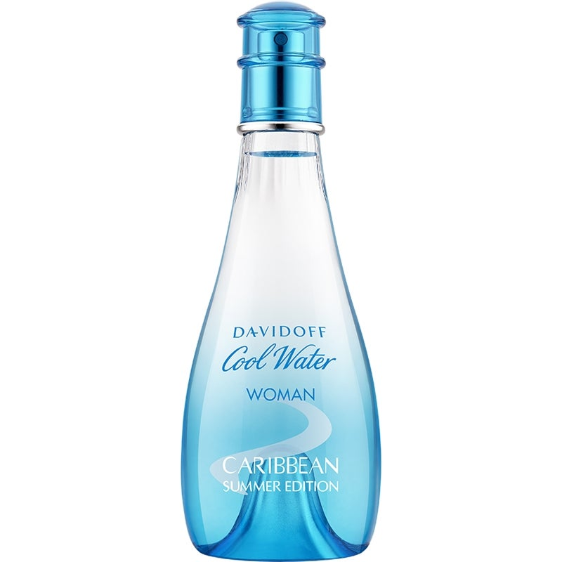 Davidoff Cool Water Woman Caribbean Summer
