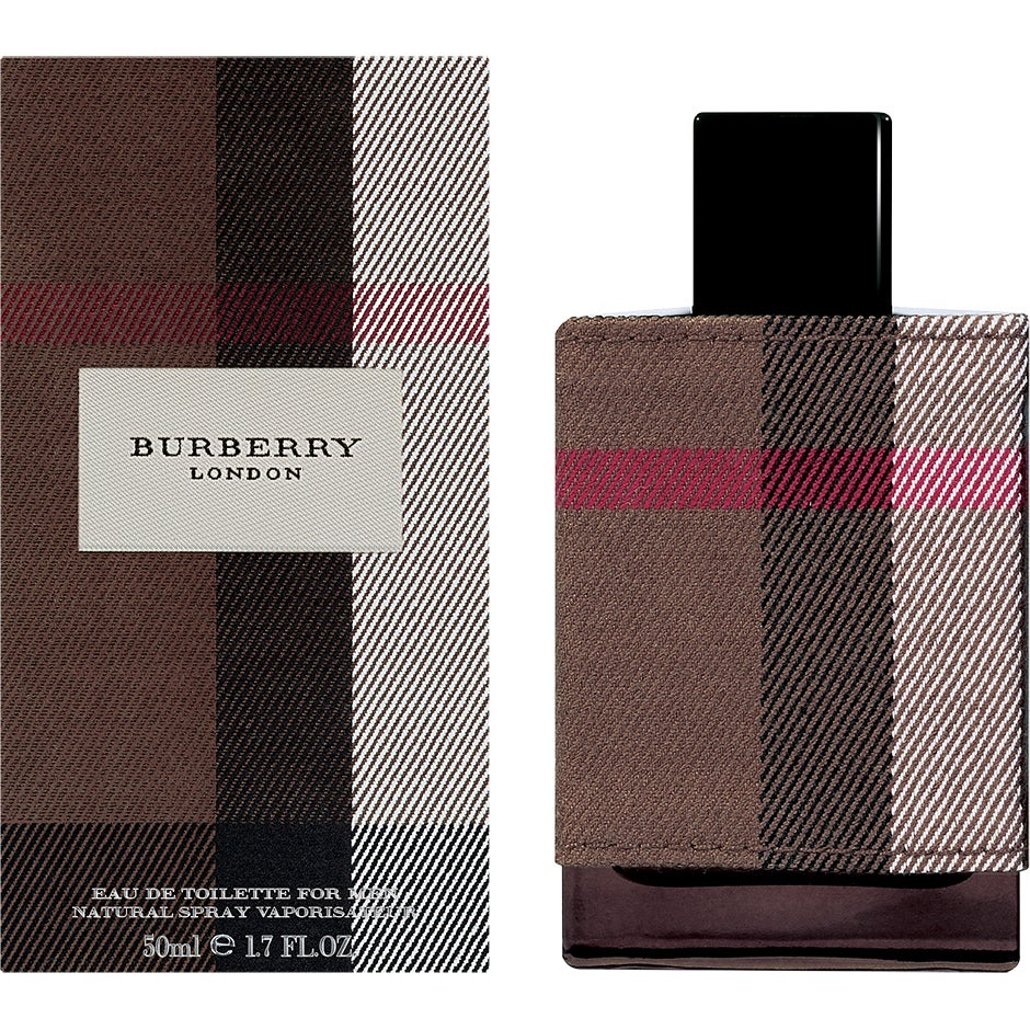 London for Men EdT 50ml Burberry Hajuvedet