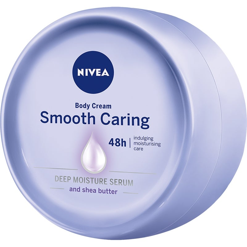 Nivea Smooth Caring Body Cream
