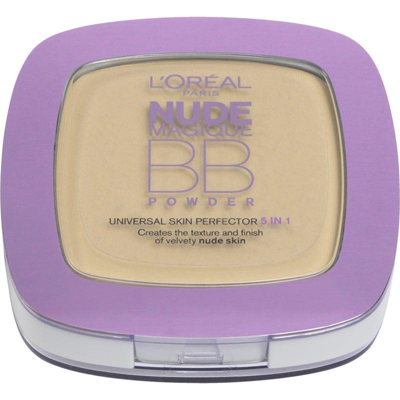 LOreal Nude Magic BB Powder