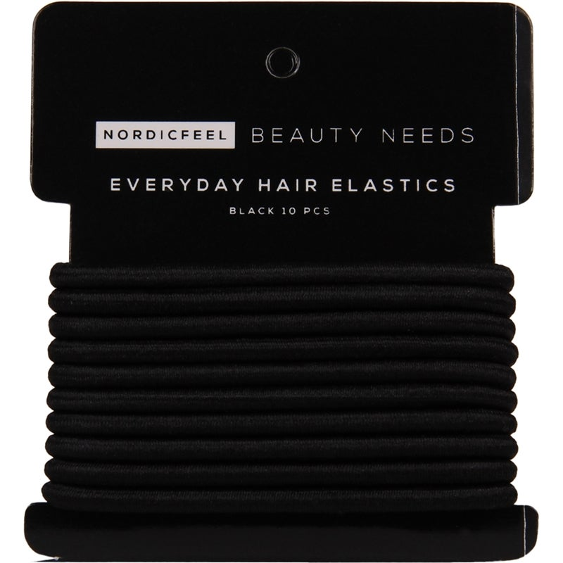 NordicFeel Beauty Needs Everyday Hair Elastics