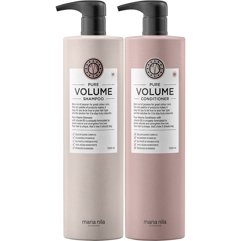 Maria Nila Pure Volume Duo
