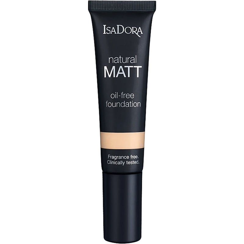 IsaDora Natural Matt Oil-Free Foundation