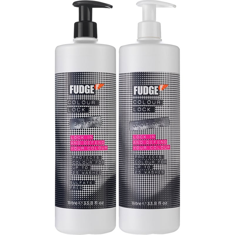 Fudge Colour Lock Duo