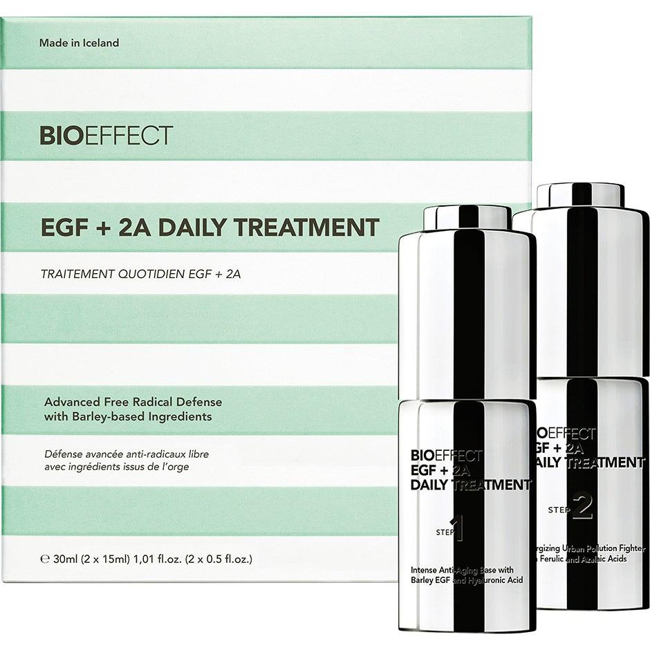 EGF + 2A Daily Treatment Bioeffect Kasvot