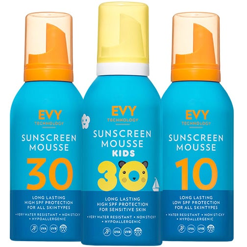 EVY Trio 150ml EVY Technology Ihonhoito