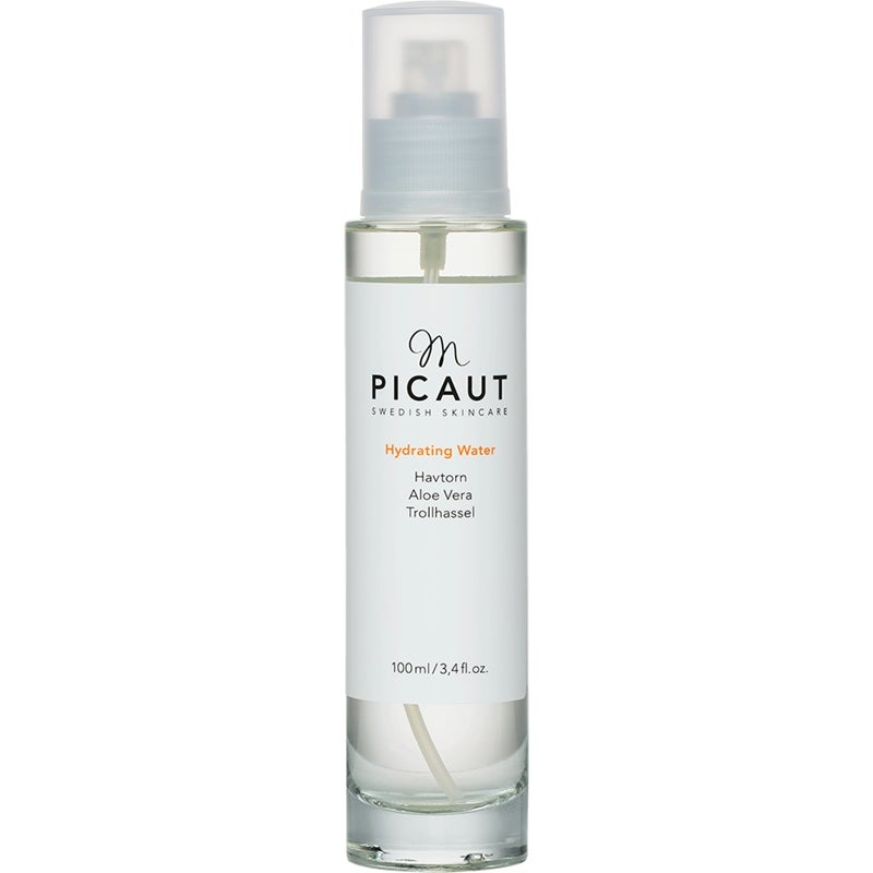 M Picaut Swedish Skincare Hydrating Water
