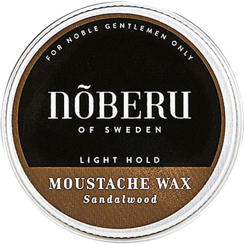 Nõberu of Sweden Mustache Wax