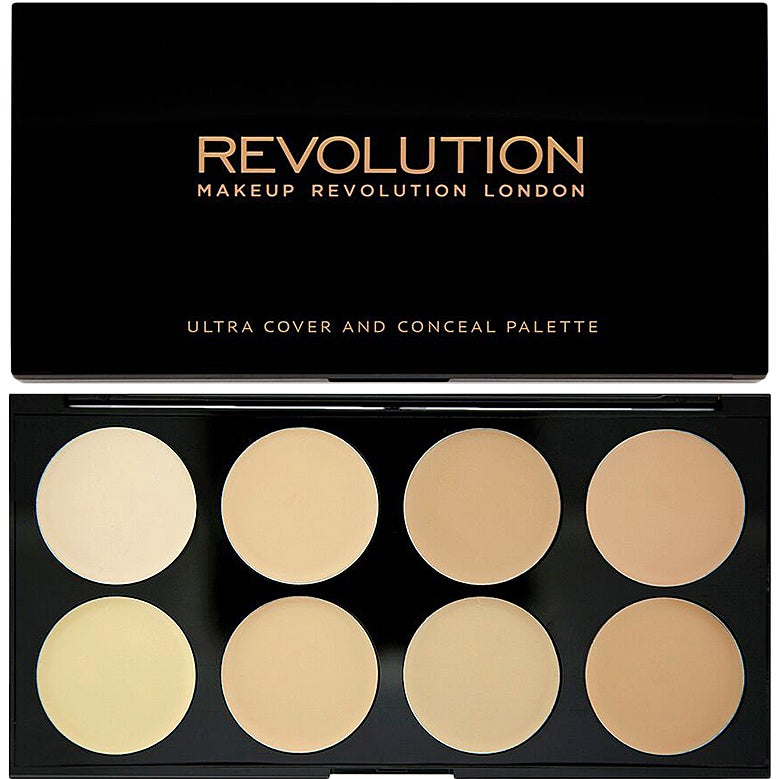Ultra Cover And Conceal Palette