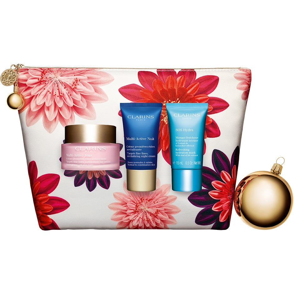 First Lines Collection Clarins Kasvot