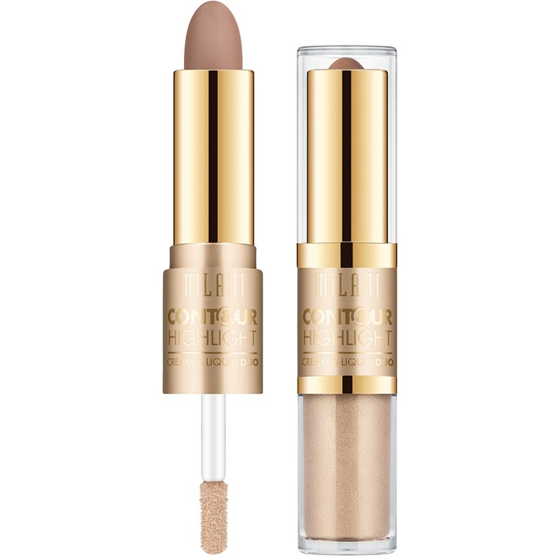 Contour And Highlight Cream Liquid Duo