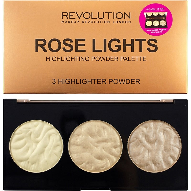 Makeup Revolution Highlighter Palette