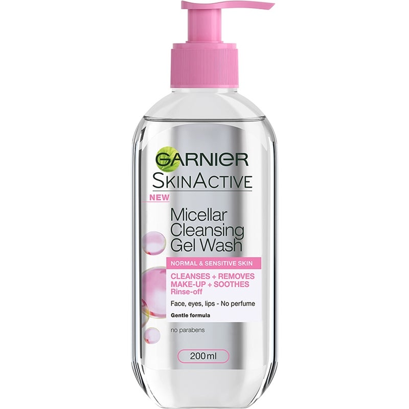 Micellar Cleansing Gel Wash