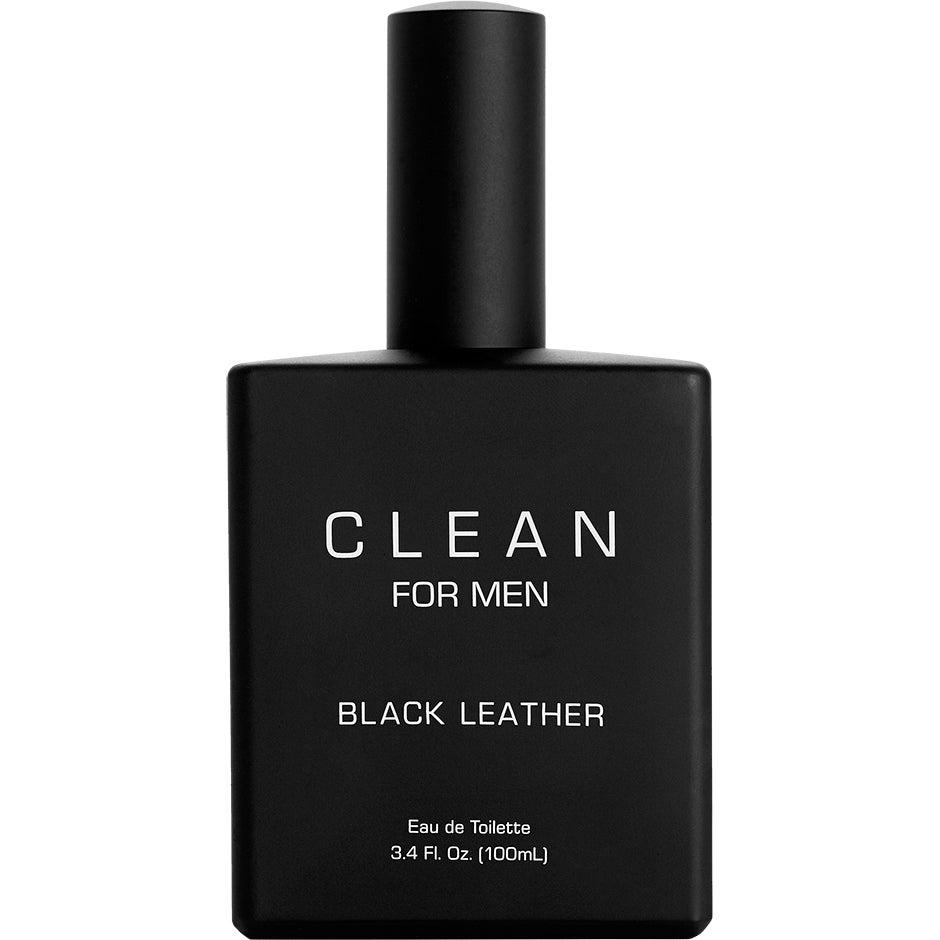 Clean for Men Black Leather EdT 100ml Clean Hajuvedet