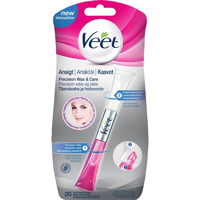 Veet Facial Duo Wax