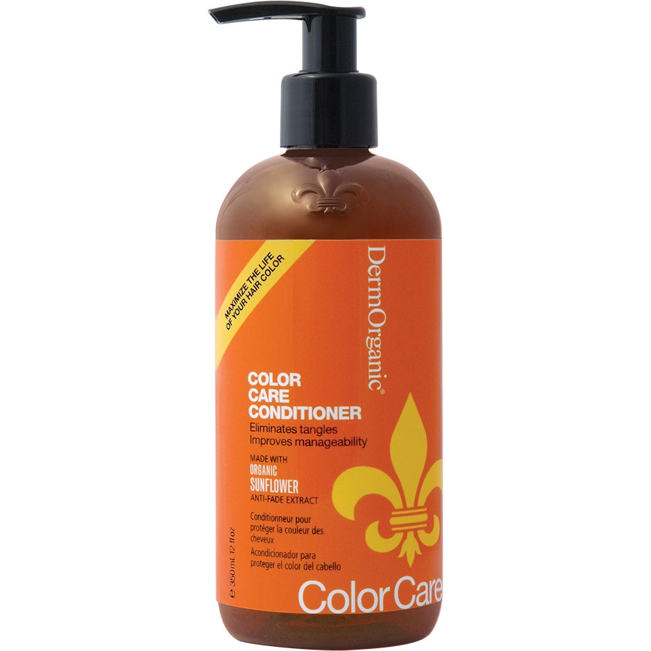Color Care Conditioner DermOrganic Shampoo